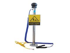 RTS-2人体静电卸油静电两用报警器
